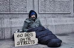 體驗乞丐有多苦!他流浪街頭60天 收入好驚人