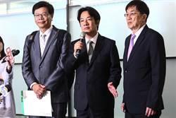 習「兩制台灣」喊話 釣出賴清德參選2020