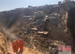 山坡房舍倒塌逾15死  倖存者驚:過程約30多秒