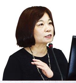 陈美伶:数位经济时代 没必要划定自经区