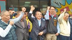 賴清德憂台變西藏、香港 王金平:那是他自己想的