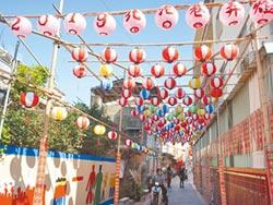 北港巷弄花燈 打造經典小鎮