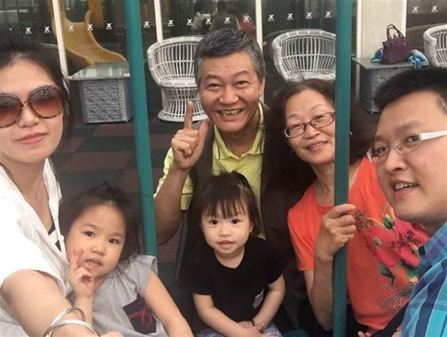 蕭宇瑞成功轉職,除了工作上得到成就感,也兼顧家庭。(圖/永慶房屋 提供)