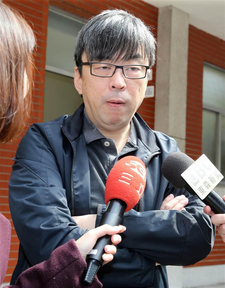 民進黨立委段宜康(圖)。中央社記者郭日曉攝 108年3月19日