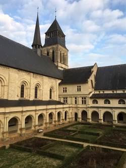 駐村「楓德浮修道院」法國動畫基地 機會來了!