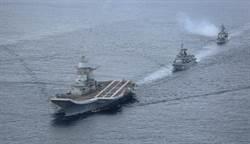 航母、核潛艇大動員 印度作戰部署封鎖巴基斯坦