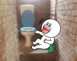 上個廁所也能有榮譽感 這款馬桶阿嬤家才有