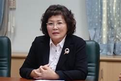 前縣議員蔡秋敏宣布參選立委初選  對手突現身聲援