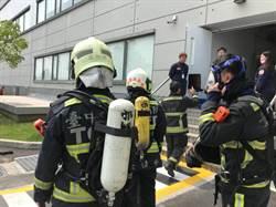 后里工廠二氧化碳外洩9人中毒 中市府主動關懷
