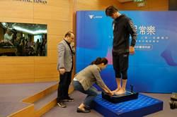 LA NEW與聯新國際醫院攜手 守護足部健康