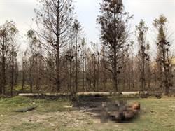 失業中風沒錢過生活 員林6旬男留遺書自焚成焦屍