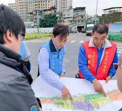 江翠重劃區3年將移入2萬人 新北市府承諾打通瓶頸道路
