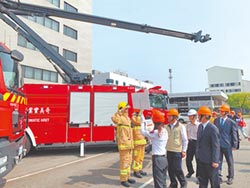 台南領先全國 公民營合力消防救災