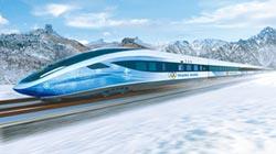 京張高鐵要來了 搭載陸製智慧自駕