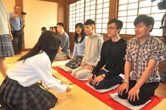 茶道、珍奶拚了!日本小松市青少年訪建國科大