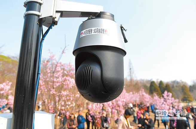 打壓華為,美國快無計可施了。圖為華為參與建設的北京玉淵潭公園「5G+智慧公園」高清鏡頭。(新華社)