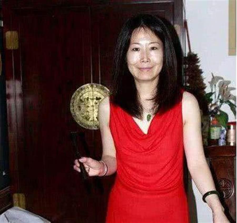 葉赫那拉·姝宏是慈禧第5代外孫女(圖片取自/kuaibao)