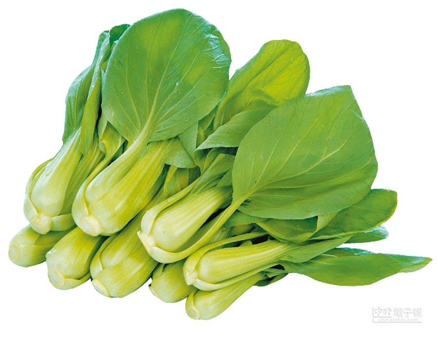 頂好「永齡農場有機青江菜」,每袋250g,39元。(頂好提供)