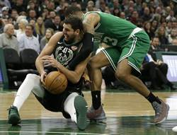 NBA》聯盟龍頭又添傷兵 米洛提奇手指骨折