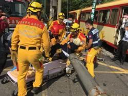 影》驚魂! 阿里山小火車滿載107乘客撞轎車 3人送醫