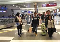 外勞入出境大小事 機場外勞服務站全包了
