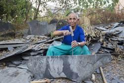 沒受教育卻一手匠藝 87歲步道師靠修築古道護森林