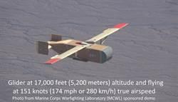 美軍測試木板無人機 可空投物資700磅