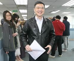 卓榮泰:韓國瑜的行程是「中國100分台灣0分」