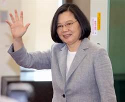 蔡英文:提升台灣防衛能力是優先要務
