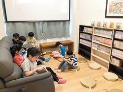到校長室看漫畫 培養閱讀習慣