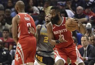 NBA》自封當今最強?哈登:沒人守得住我