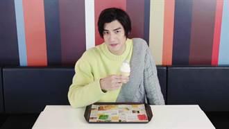 羅宏正曝蛋捲冰淇淋7種吃法 趁機偷渡打歌