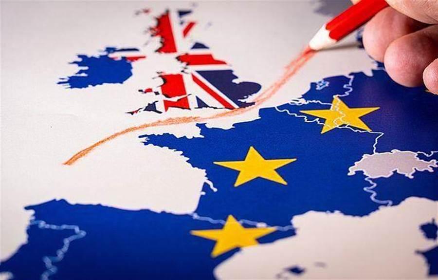 英國首相梅伊正式向歐盟提出申請,擬將脫歐時間延遲到6月30日。(達志影像/shutterstock提供)
