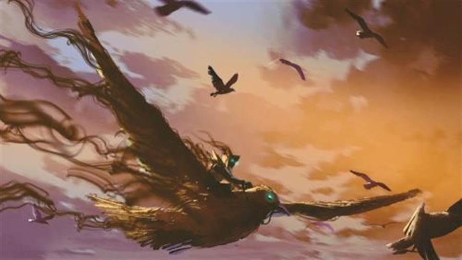 千年鳥人出土 據說還會唱出天籟?(示意圖/達志影像)