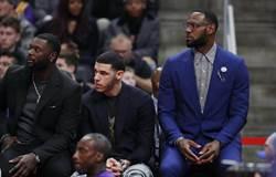 NBA》前騎士總管:湖人陣容極不適合詹皇