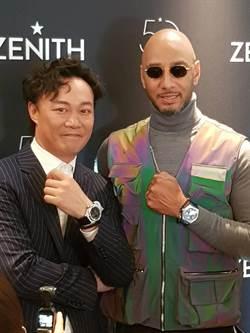 陳奕迅鑽研ZENITH腕表零件 感覺像「蟻人」