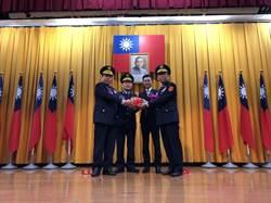 竹市警局新官上任 鄧學鑫要站在民眾立場