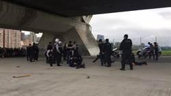 打擊街頭鬥毆 北市警邀240名新血特訓