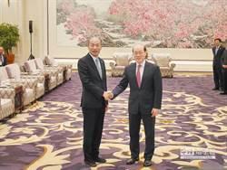 韓國瑜出訪 西進拚經濟