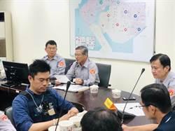 防制街頭暴力 台南市警方再出擊臨檢酒店