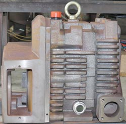 黑偉 量產爪式壓縮機