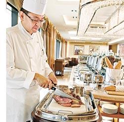天悅飯店 教授異國料理