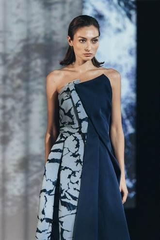 冰河裂縫化為印花 C JEAN東京時裝周發表新作