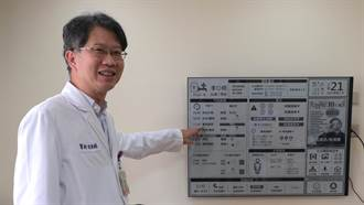 高齡智慧醫療體現 成大醫院導入全球最大尺寸電子紙