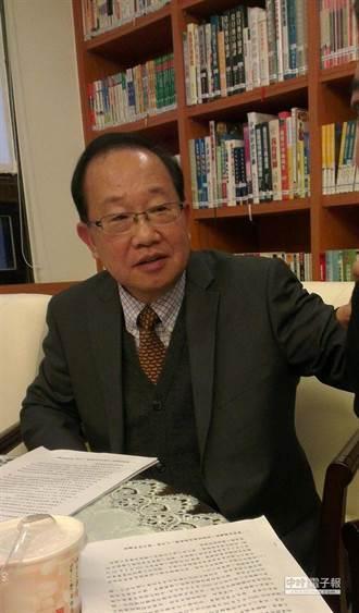 邱太三涉關說案 高檢署認桃檢前檢察長有違失