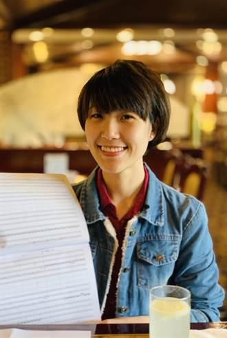 以象棋為題 8年級作曲小兵蔡昀恬譜寫人生