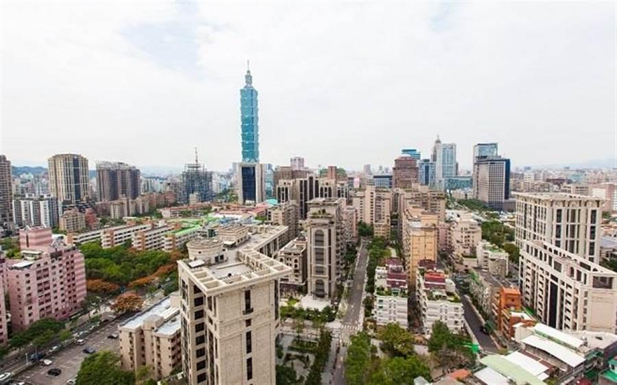 台灣房市回溫 國際專業投資人看好。(圖/業者提供)