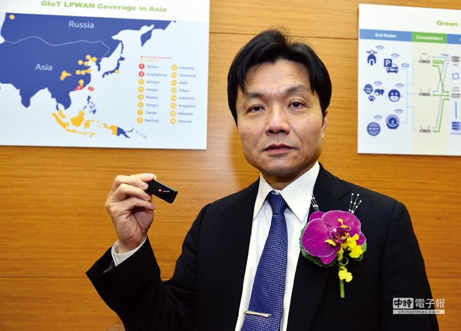 正文董事長陳鴻文表示,會在5G押重兵。圖/本報資料照片