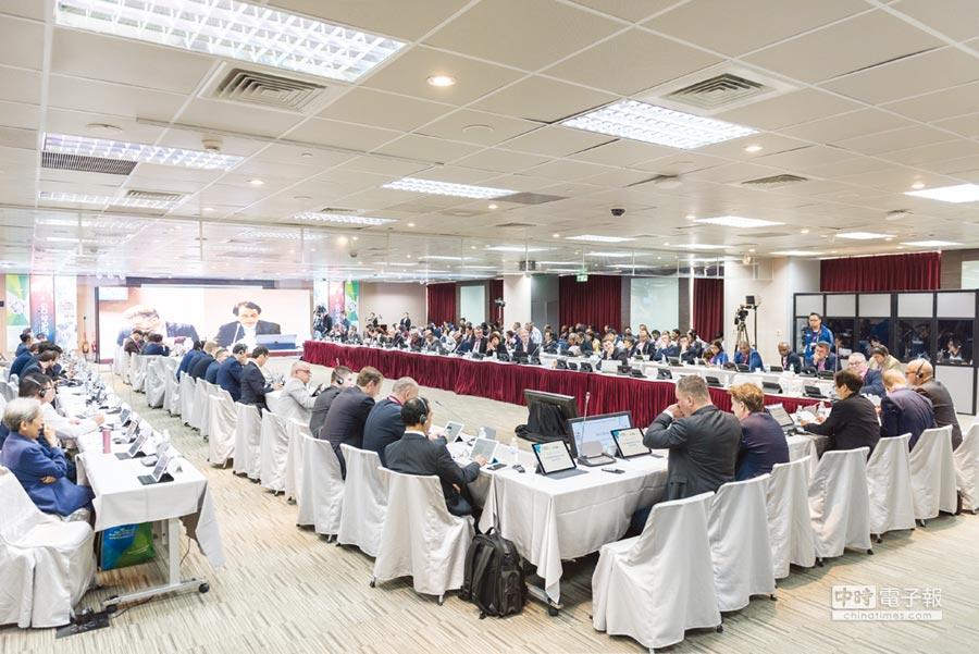 智慧城市展首長高峰會今年將有128位城市首長或代表們率領276位市政府訪問團參與。圖/台北市電腦公會