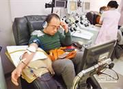 全台血庫量偏低 台中AB型、台南O型告急